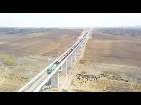 China to open its longest high-speed railway in cold northeast region