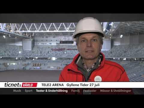 Ticnets värld - Tele2 Arena