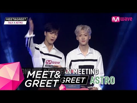 [MEET&GREET] ASTRO - 4TH MINI ALBUM 'DREAM' PART. 01