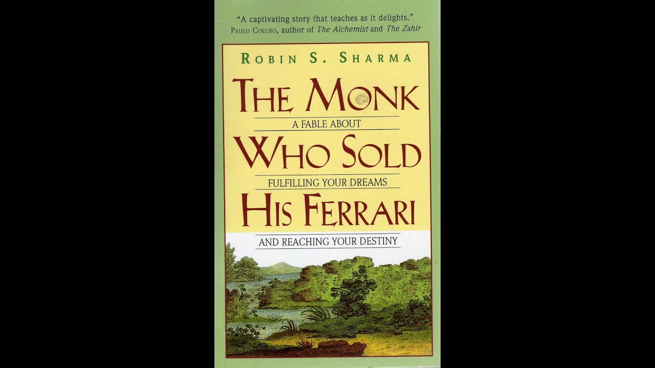 Audiobook The Monk Who Sold His Ferrari My Marketing Journey