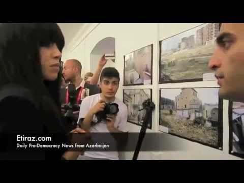 Azerbaijan Human Rights - Interview with Swedish Eurovision 2012 Finalist Loreen
