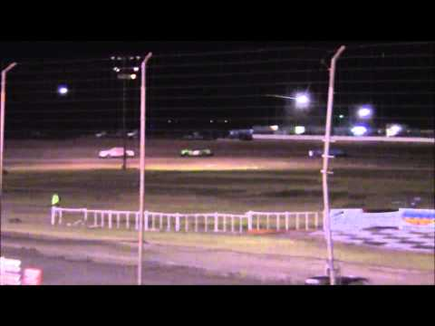 Hobby and Pure Stocks at Lubbock Speedway 8-29-14