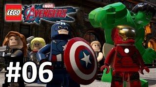 #06 樂高:復仇者聯盟 ( LEGO:Marvel Avengers )