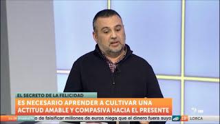 Abrirse a la vida - Pedro Moreno entrevista