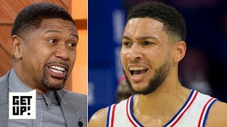 Download Ben Simmons must be traded if the 76ers want to build around Joel Embiid - Jalen Rose | Get Up! Mp3 and Videos