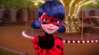 "MIRACULOUS🐞-Español Latino!! Ladybug le entrega el miraculous del zorro a Alya!!Clip ""Sapotis"""