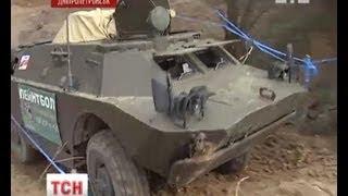 Экстремальные гонки в Днепропетровске