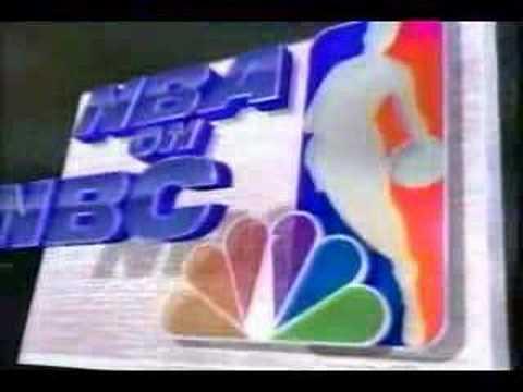 1997 NBA on NBC - Playoffs Bulls vs. Heat Game 5