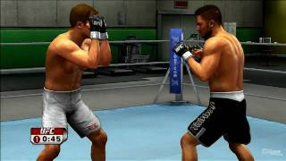 "UFC 2009 Undisputed ""Sparring"" TRUE-HD QUALITY"