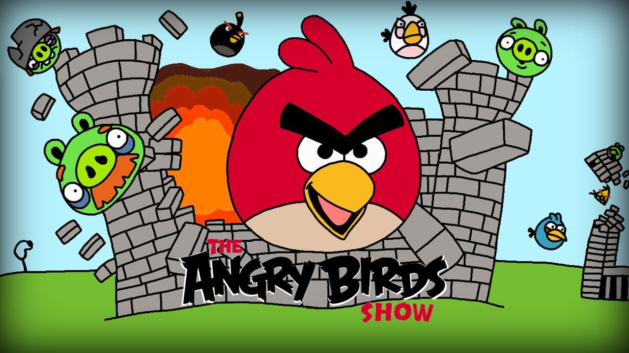 The Angry Birds Show The Complete First Season (15K Sub Special)