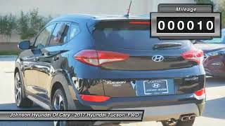 2017 Hyundai Tucson Sport For Sale In Cary Nc