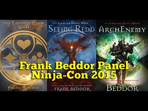 Frank Beddor Talks About Writing