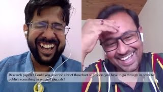 Life in and after PhD from IIT, Dr.Joyjit, Candid Discussion | PhD, Post doc, Journals and More