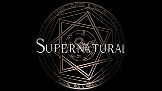 Supernatural: Season 1 - Fan made Trailer