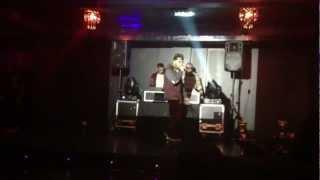 Raxstar & Words Ali Live at Eclipse Ilford (IG1 4LZ) Flirt, Undercover etc. TaZzZ on decks!
