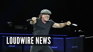 could acdc singer brian johnson return to stage soon?
