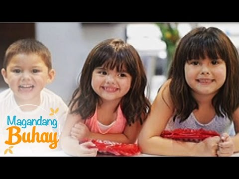 Magandang Buhay: Doug And Chesca On Disciplining Their Children