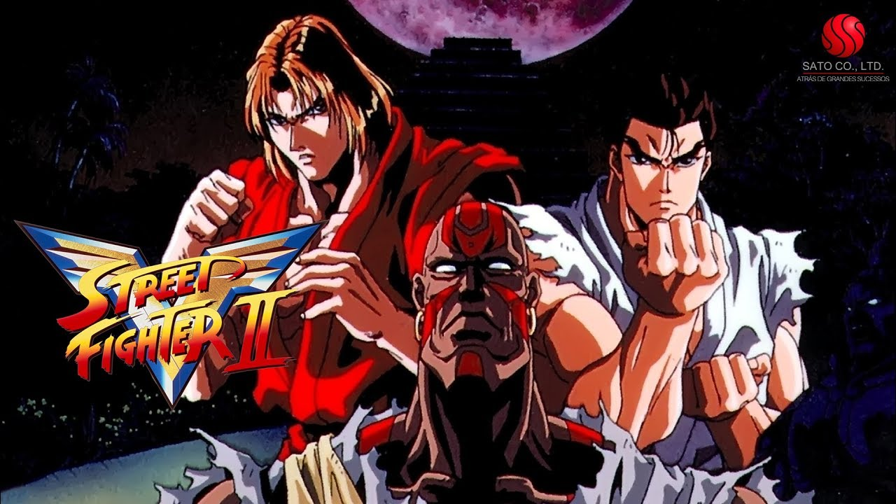 Street Fighter II: Victory | Abertura Oficial | Sato Company - YouTube