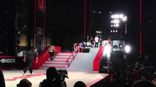 G-SHOCK SHOCK THE WORLD TOUR 2011 in TOKYO -REAL TOUGHNESS SKATE FINAL