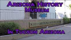 Arizona History Museum in Tucson AZ