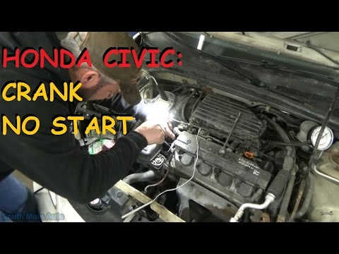 Honda Civic - Crank / No Start