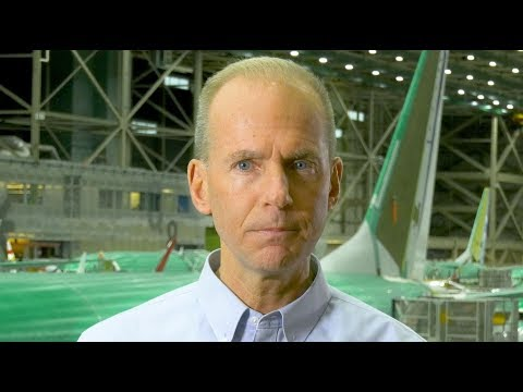 Muilenburg: Boeing sorry for lives lost in 737 MAX accident
