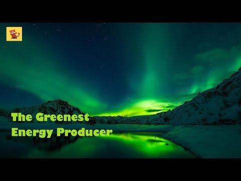 The Best country in renewable energy production