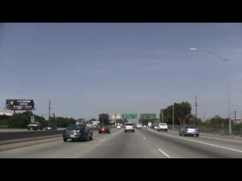 I-110 North (CA), Los Angeles