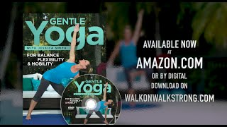 Gentle Yoga for Flexibility, Balance and Mobility - Relaxation, Stretching for all levels