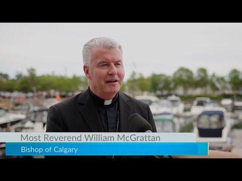 Emilie Interviews Bishop McGrattan