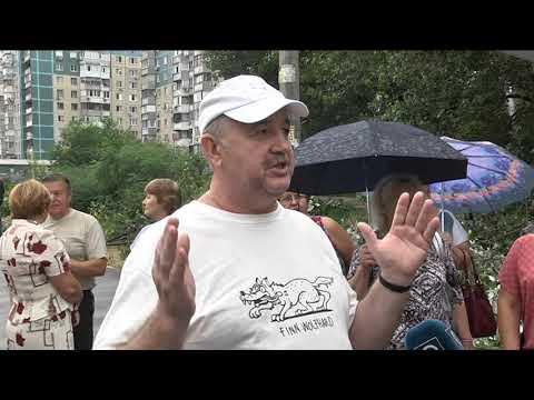 9-channel.com: Мешканці будинку №7 на Донецькому шосе повстали проти вирубки дерев