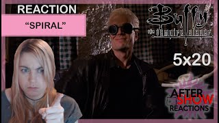 "Buffy The Vampire Slayer 5x20 - ""Spiral"" Reaction"