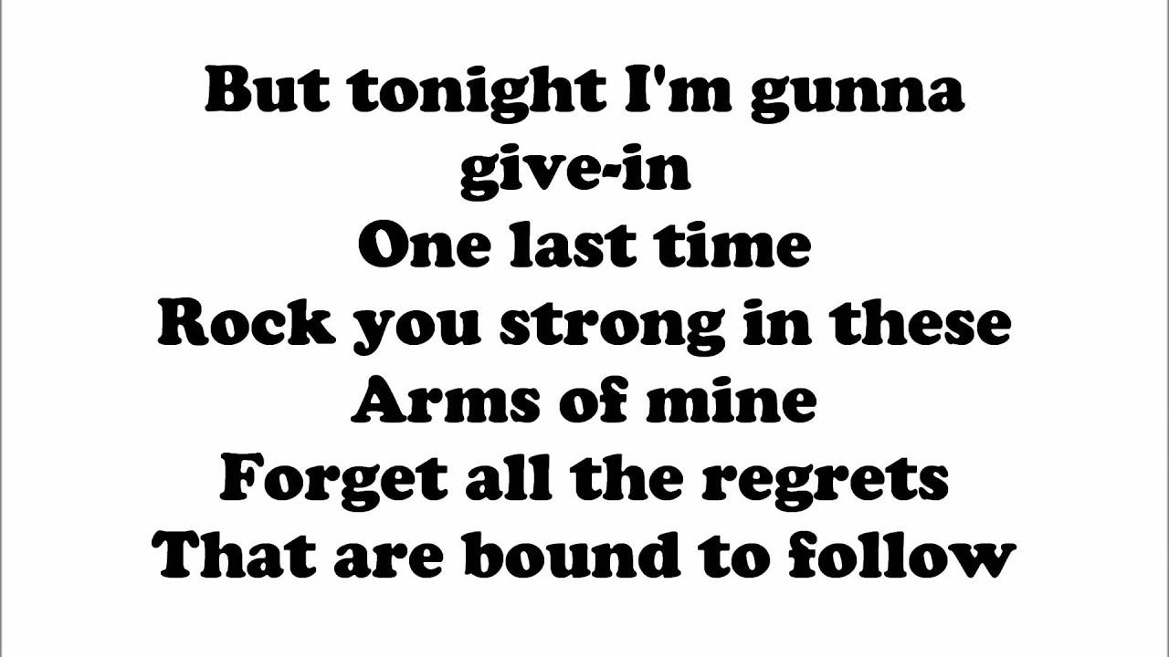 Uncategorized You Lyrics Chris Young chris young tomorrow with lyrics youtube lyrics
