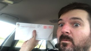 Another Casino Ban Letter Has Arrived! Let's Open It Live!