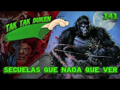 Tak Tak Duken - 141 - Secuelas que nada que ver.