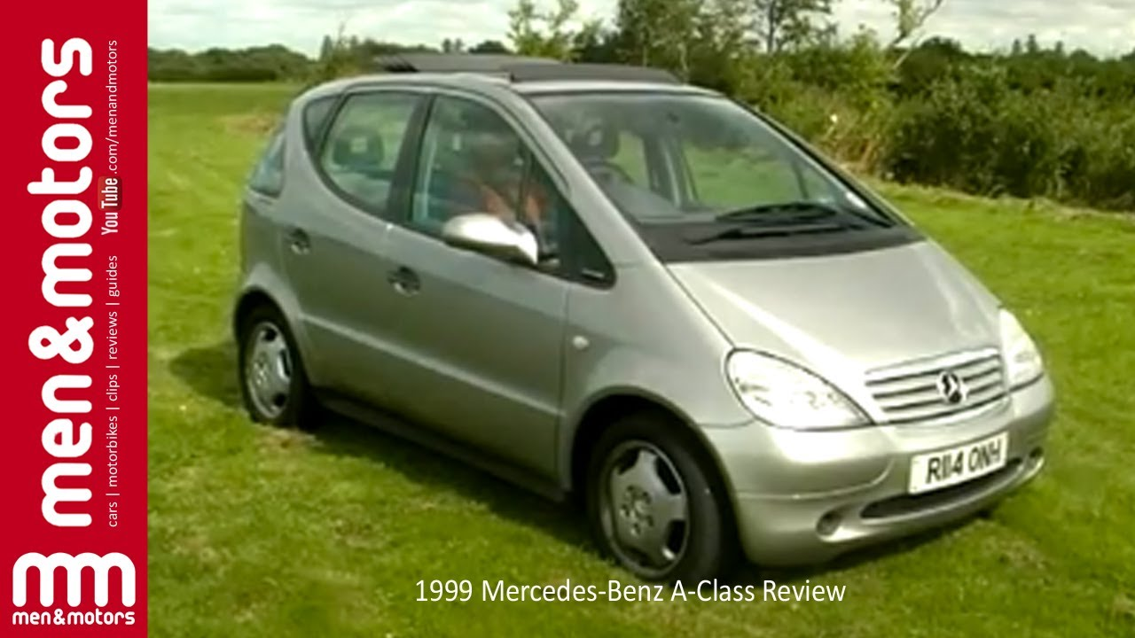 1999 mercedes benz a class review youtube. Black Bedroom Furniture Sets. Home Design Ideas