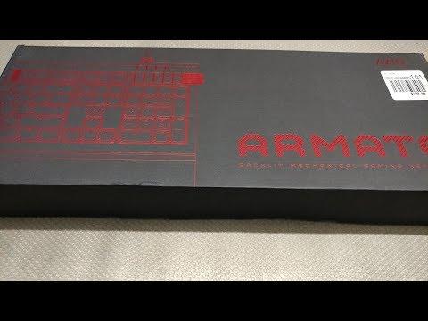 Azio Armato Box Opening (OArmy Green Switch)