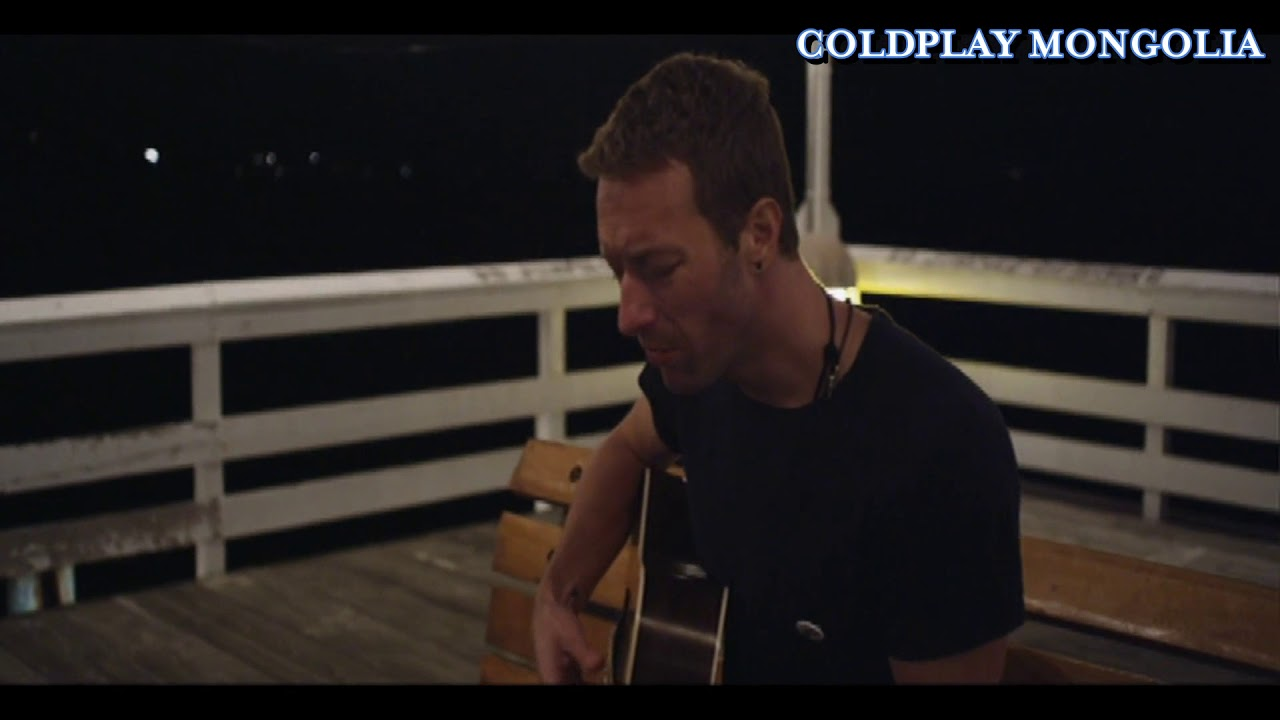 Coldplay - Oceans (Mongolian Subtitle)