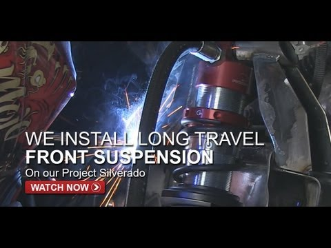 Silverado Prerunner Long Travel Suspension Kit - FullDroopTV (Season 1, Episode 2)