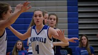 Hempfield Girls Basketball JV vs Baldwin 2-4-19