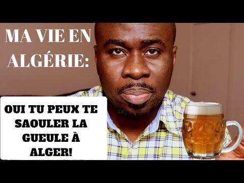 Les conseils de Sambay pour boire de l'alcool à Alger