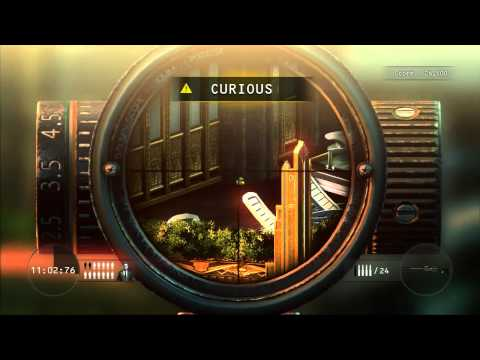 Hitman: Absolution Sniper Challenge - Full Challenge Guide Part 1