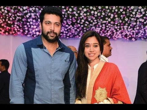 Actor Jayam Ravi Family Photos And Marriage Pictures
