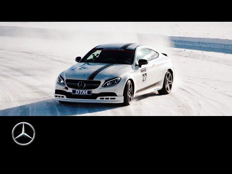Mercedes-AMG DTM Ice Challenge – Mercedes-Benz original