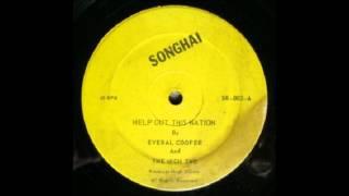 12'' Everal Cooper - Help Out This Nation