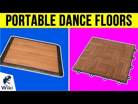 9 Best Portable Dance Floors 2019