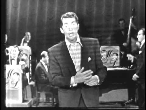 Dean Martin - I Don't Care If the Sun Don't Shine (Stage Version)