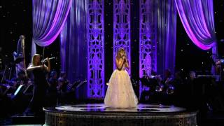 + Jackie Evancho   Music of the Movies 2012