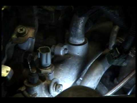 1995 2001 Nissan Maxima Ects Replacement Youtube