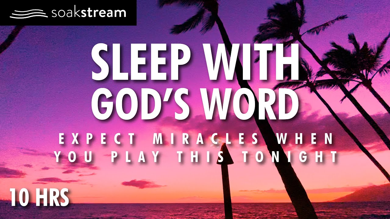 EXPECT MIRACLES WITH GOD'S WORD! | Spirit of the Lord Fill Our Hearts & Homes In Jesus' Name!